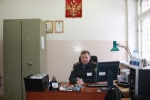 Проект «Полиция глазами детей». Василий Кузнецов: «Работа в полиции – мужская работа»